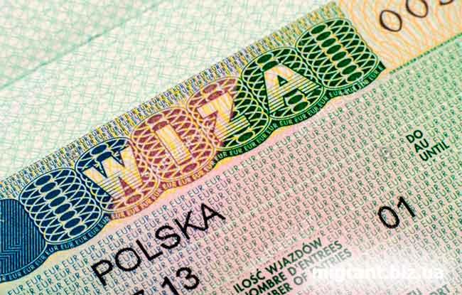 Вартість і терміни оформлення національної польської візи