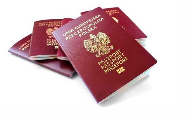 Польський паспорт