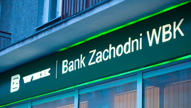 Bank Zachodni WBK.