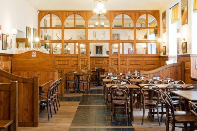 Ресторан U Bansethu