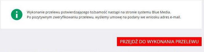 Банківський переказ у Польщі