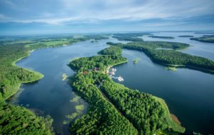 Головні озера Мазурії