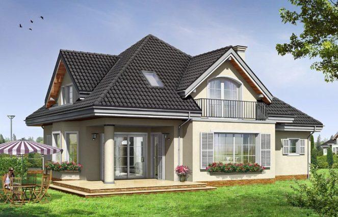 Проектування польських будинків і котеджів