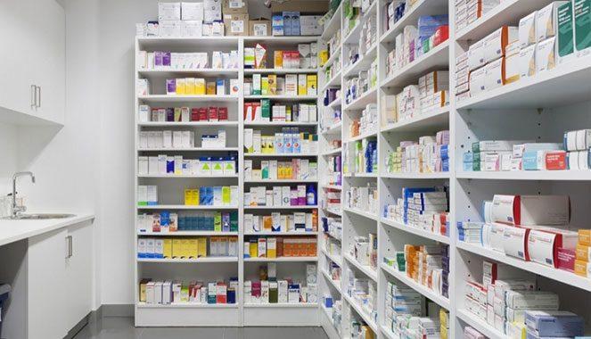 ліки в місцевих аптеках