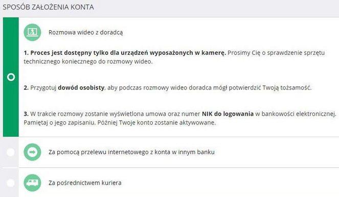 Доставка банківського договору в Польщі
