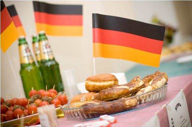 Їжа в Німеччині