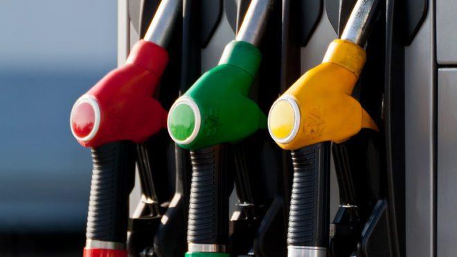 Ціни на паливо в Німеччині