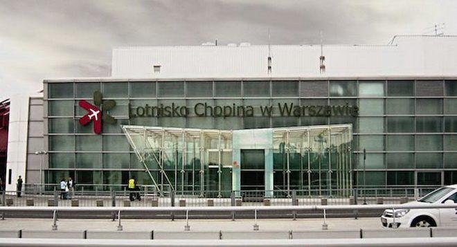Варшавський аеропорт імені Фредеріка Шопена