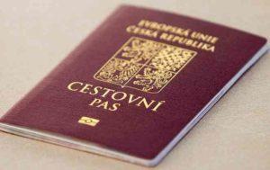 Паспорт громадянина Чеської Республіки