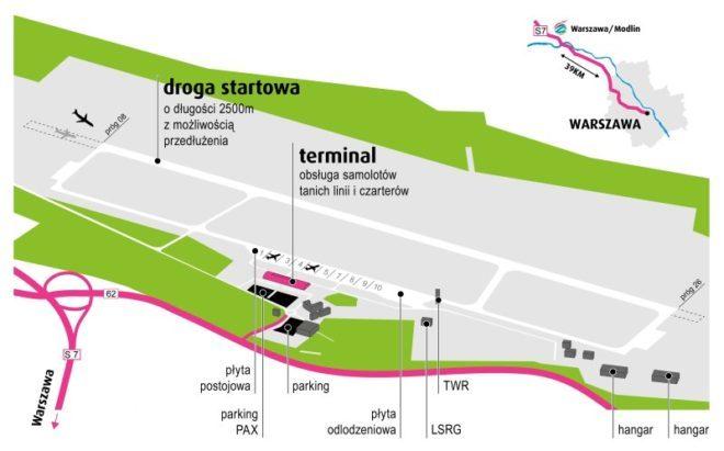 Аеропорт у Варшаві