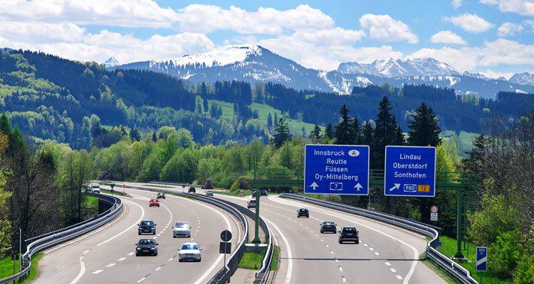 Дороги та автобани Німеччини
