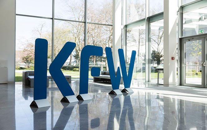 Банк KfW в Німеччині