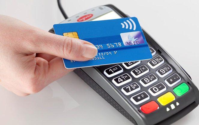 Оплата пластиковою карткою в Німеччині