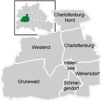 Район Шарлоттенбург (Charlottenburg-Wilmersdorf) у Берліні