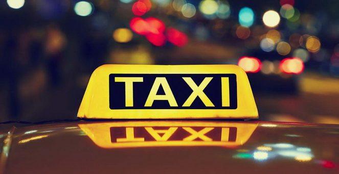 Значок таксі