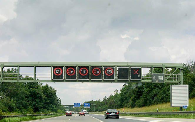 Дорожні знаки Німеччини
