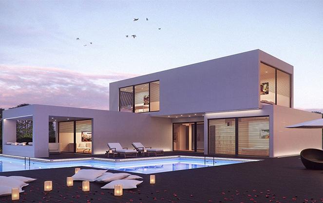 Готовий будинок конструктор