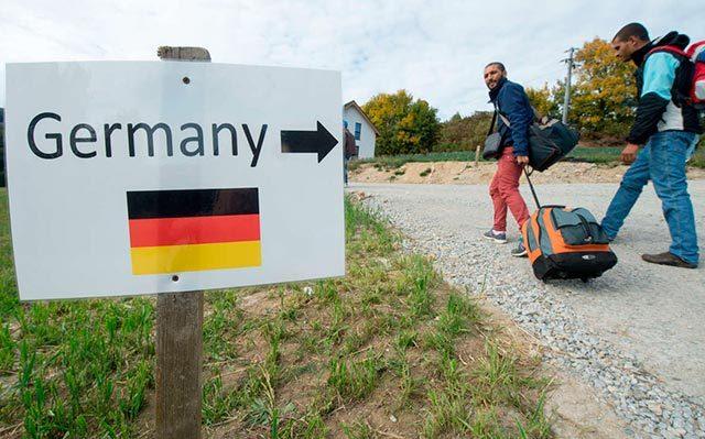 Імміграція в Німеччину