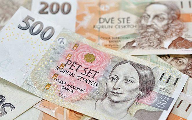 Кредити в Чехії