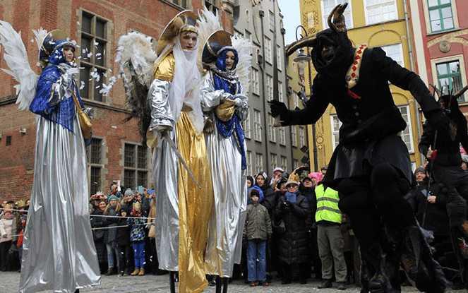 Як відзначається Свято Трьох Королів в Польщі