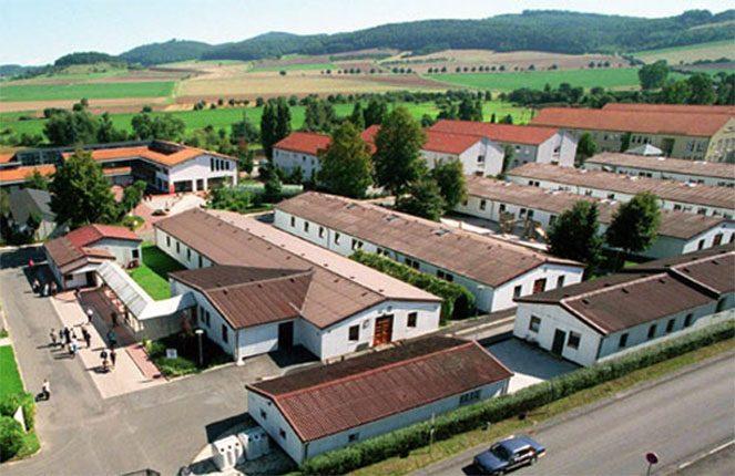 Німецький табір Фрідланд