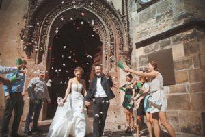 Укладення шлюбу в Чехії