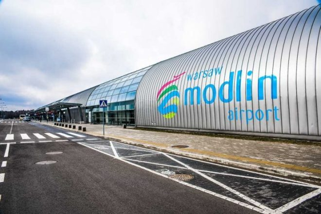 Аеропорт Варшава/Модлин