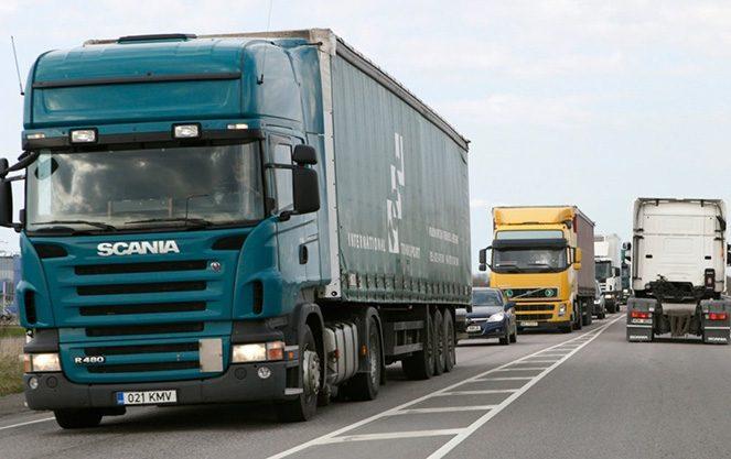 Робота в Німеччині водієм