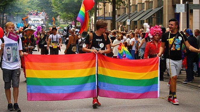 Легалізація закону про одностатеві шлюби у Німеччині