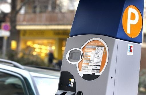 Паркомат в Німеччині