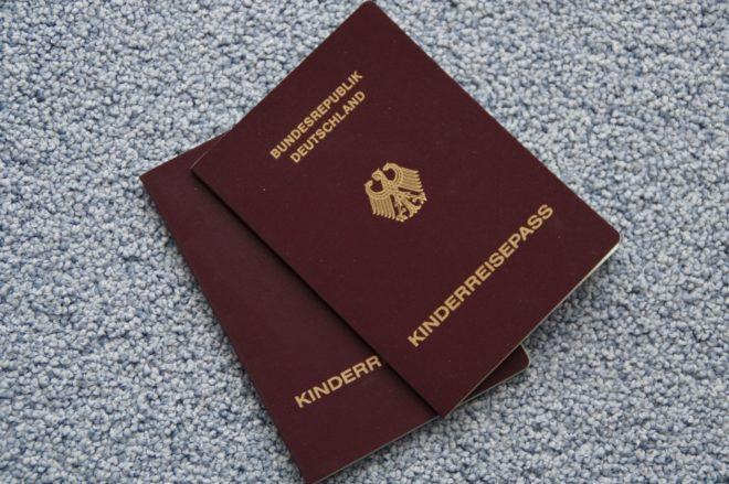 Паспорт громадянина Німеччини