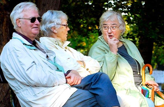 Вік для виходу на пенсію в Німеччині
