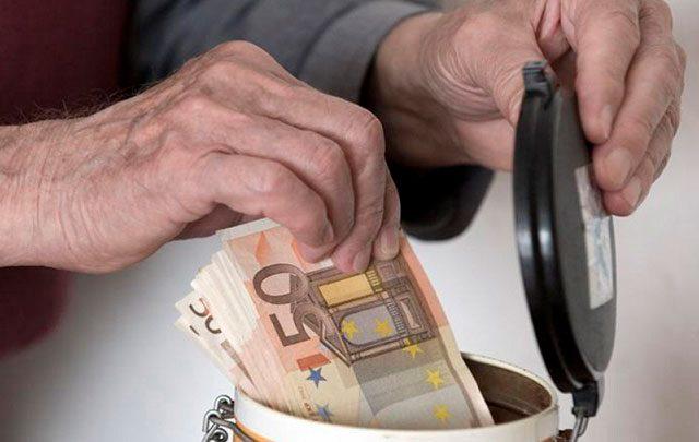 Розмір середньої пенсії в Німеччині