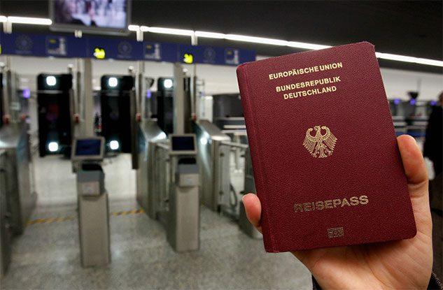 Оформлення громадянства Німеччини