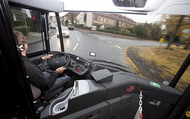Робота в Чехії водієм