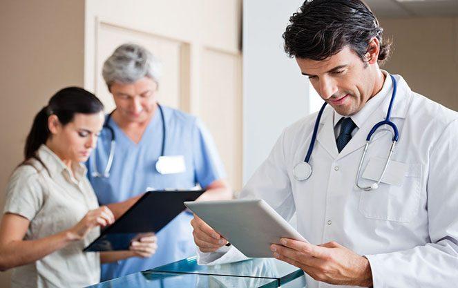 Робота для лікарів у Німеччині