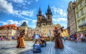 Життя в Празі