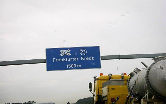 Транспортні розв'язки на магістралях