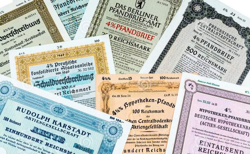 Ринок німецьких цінних паперів