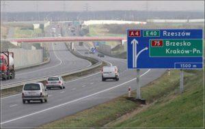 В Польщу на машині