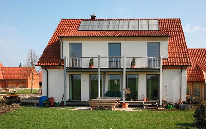 Як будують будинку в Німеччині