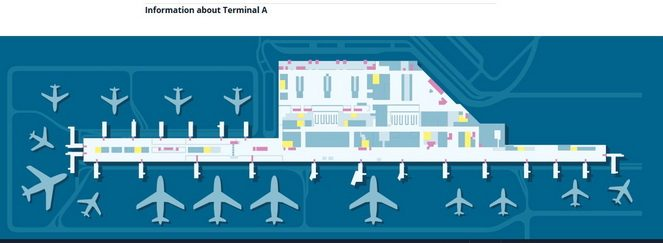 Термінал 2 аеропорту Шопена