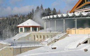 Лікувальні термальні джерела в Буковині