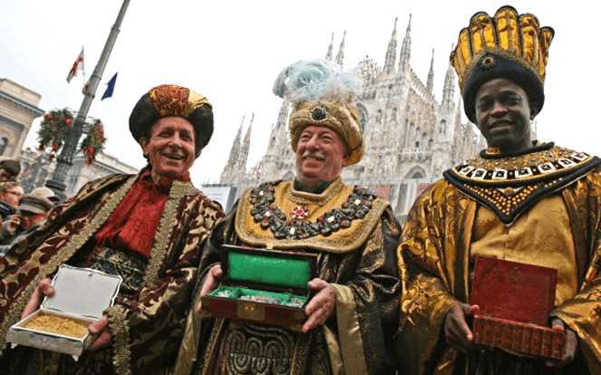 Свято Трьох Королів