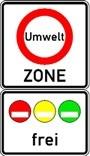 Екологічні зони в Німеччині