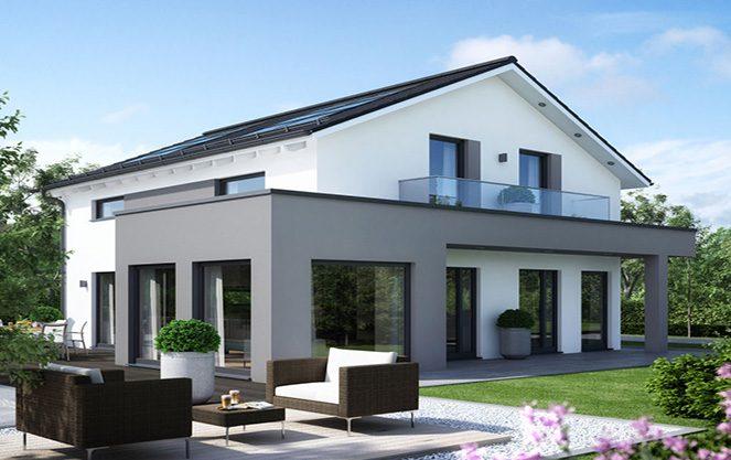 Комфортний будинок на дві сім'ї