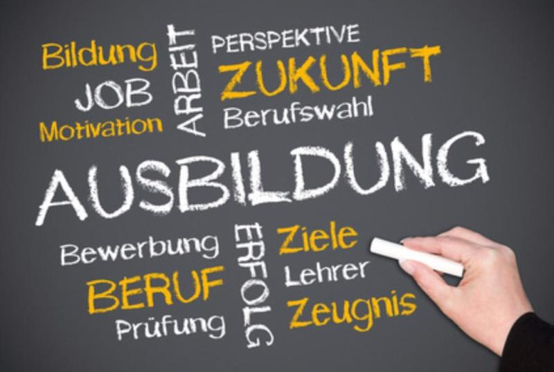 Ausbildung в Німеччині