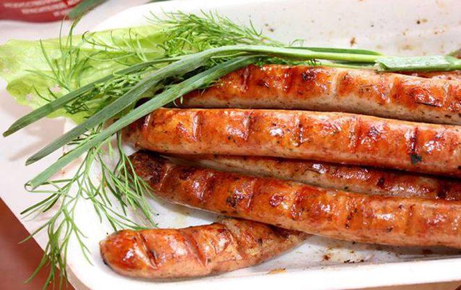 Баварські ковбаски основа національної кухні