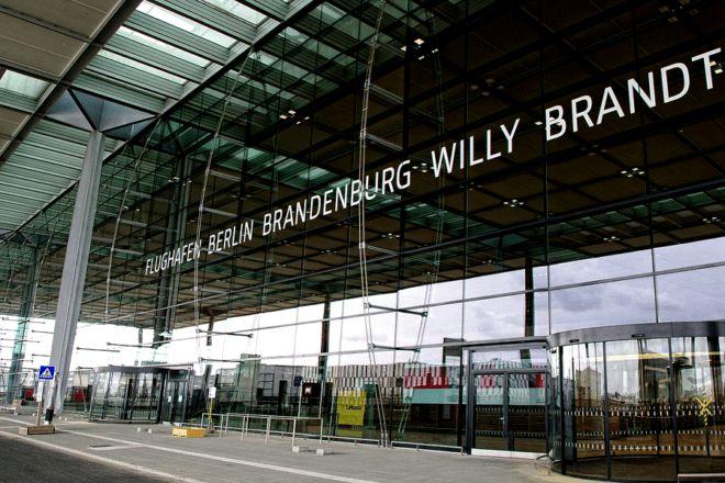 Берлінський аеропорт імені Віллі Брандта