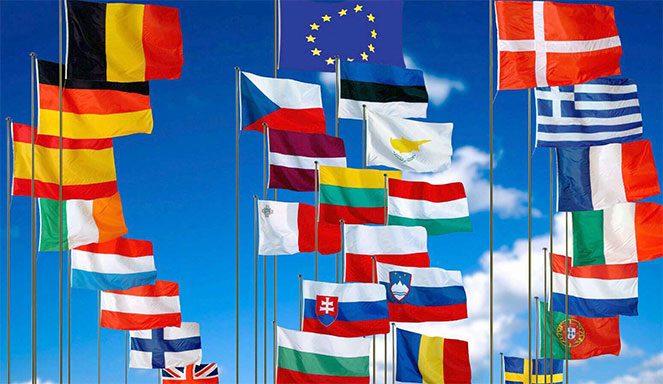 Країни Європи